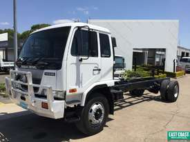 2007 NISSAN UD PK 245 Cab Chassis   - picture0' - Click to enlarge