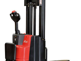 1.2 /1.4 /1.6t Basic Range Pallet Stacker - picture0' - Click to enlarge