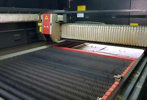 Amazing opportunity to purchase used Amada laser in near new condition. LCG3015 3.5kW