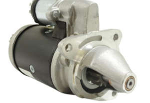 Starter motor to suit Massey Ferguson, Perkins D3.152 3 Cyl