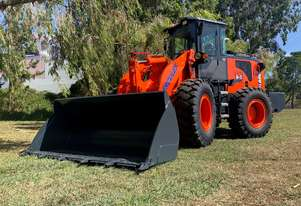 NEW NEXT GENERATION Hercules H850 Wheeled Loader has arrived!