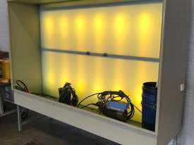 Screen print vacuum exposure unit - printer - washout booth - Decorative Glass Technology - picture2' - Click to enlarge