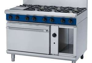 Blue Seal G508D 1200mm Gas Range Static Oven