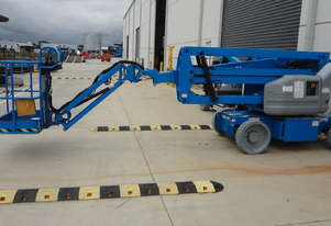 Ex Demo - 2020 Genie Z40/23N RJ - Narrow Electric Knuckle Boom