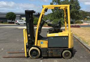 2.268T 4 Wheel Battery Electric Forklift