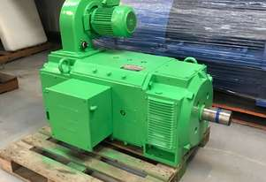 237 kw 315 hp 1600 rpm 460 volt Foot Mount Reliance Electric Type GS2806 DC Electric Motor