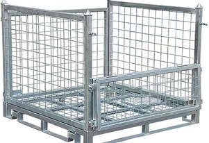 Stillage Cage 1000kg with Racking Locators