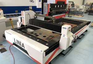 LINIA PRECISION CNC PLASMA CUTTING MACHINE | 65A HYPERTHERM | WIRELESS REMOTE | DUAL DRIVE