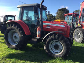 Massey Ferguson 5460 FWA/4WD Tractor - picture0' - Click to enlarge