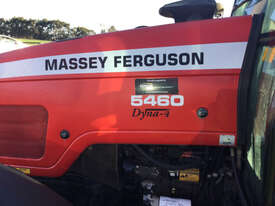 Massey Ferguson 5460 FWA/4WD Tractor - picture2' - Click to enlarge