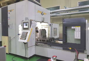2015 FPT (Italy) STINGER180 5 Axis Portal Machining Centre with Vertical Ram and Moving Table