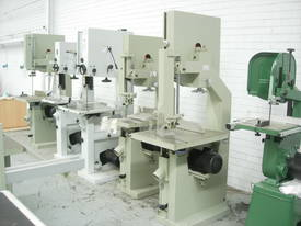 Xcalibur Heavy Duty Vertical Band saw 8710102 - picture0' - Click to enlarge