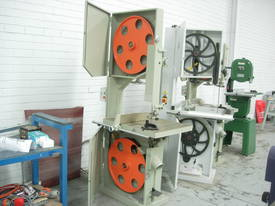 Xcalibur Heavy Duty Vertical Band saw 8710102 - picture8' - Click to enlarge