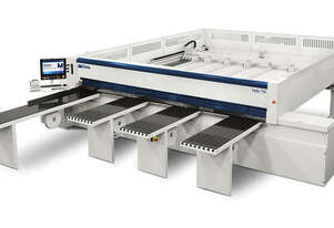 CMS helix 75l automatic beam saws for plastic materials processing