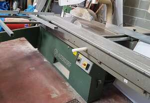 Alterndof Panel Saw F90 with Dust extractor