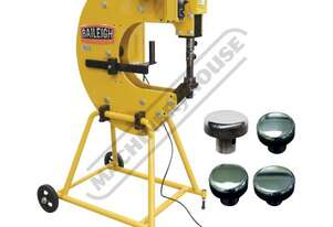 PH-19VS Reciprocating Hammer Package Deal 1.6mm Mild Steel Capacity, 482mm Throat Depth Includes 4 x