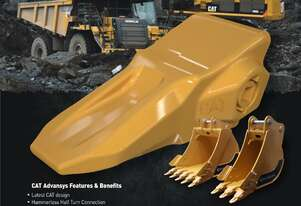 FREE CAT ADVANSYS TEETH with NEW ONTRAC PREMIUM EXCAVATOR DIGGING BUCKETS
