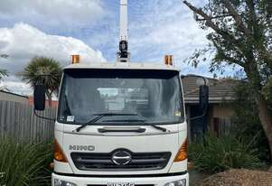 Elevated work Platform Truck, fully compliance and ready for work