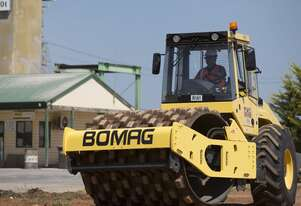 Bomag BW214PDH-4 Pad Foot For Hire