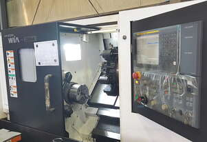 2019 Hyundai Wia HD2200M Turn Mill CNC Lathe