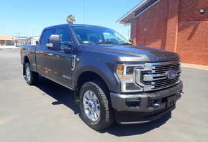 Unused 2020 Ford F250 Limited Superduty Crew Cab 4x4 Pickup