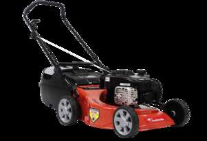 "150cc Mulch & Catch Push Mower - 18"" Cut"