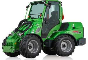 Avant 860i Compact Loader with GT Enclosed Cab and A/C