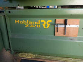 Robland Belgium 3.2 Panel Saw Swinging Arbor - picture1' - Click to enlarge