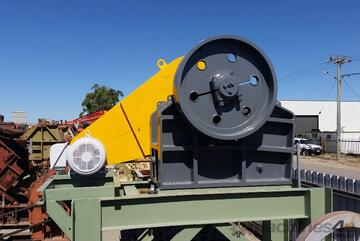 Jaques Jaw crusher   24 x 15