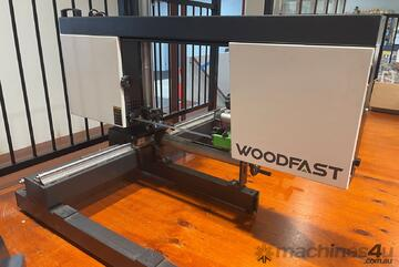 Woodfast Resaw Portable Sawmill - Mill Logs up to 1.5m x ?40cm