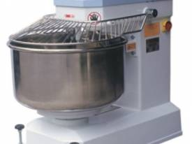 Atlas Spiral Dough Mixer - S200BN - 75 kg (3 Bag) - picture0' - Click to enlarge