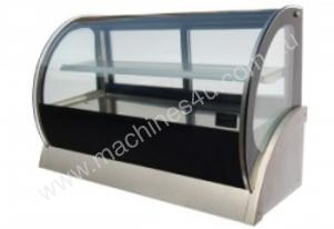 Anvil DGC0550 Showcase Curved Counter-Top Display(