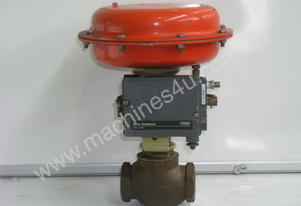 Fisher Controls 54-24 588S Control Valve.