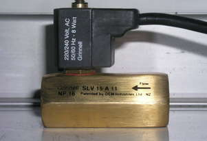 Grinnell SLV 15 A 11 Solenoid Valve.
