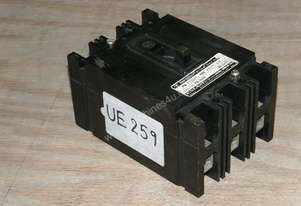 Westinghouse FB3055 Circuit Breakers.