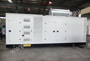 1000kva Gen Set Powered by a Cummins ® engine