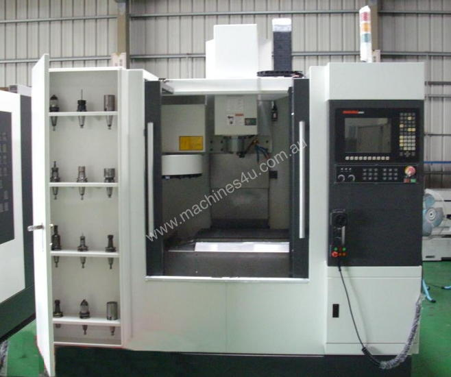 Acra Seiki 710XV High Speed VMC