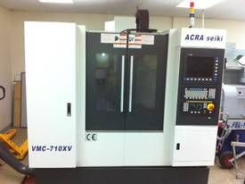 Acra Seiki 710XV High Speed VMC  - picture6' - Click to enlarge