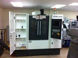Acra Seiki 710XV High Speed VMC  - picture1' - Click to enlarge