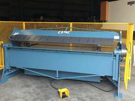 EPIC 2500 x 2mm Category 3 Guarded Pan Brake - picture5' - Click to enlarge