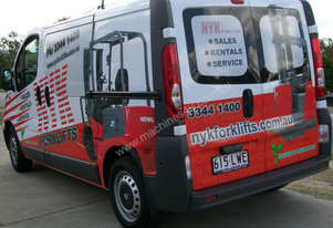 ELECTRIC FORKLIFT SERVICES