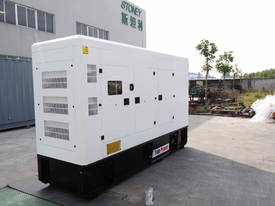 200kVA 3 phase silenced generator set - picture4' - Click to enlarge