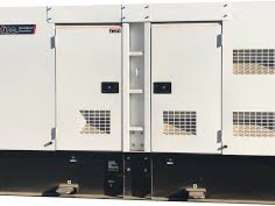 200kVA 3 phase silenced generator set - picture3' - Click to enlarge