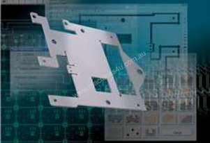 LVD Cadman P 3D Software for punching