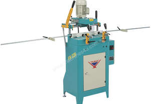 Copy router with manual clamping