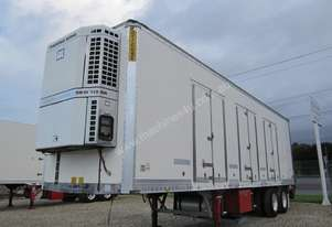 2001 MAXI-CUBE FREEZER VAN FOR SALE