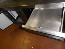 Second Hand Food Preparation with Underbar fridge - picture1' - Click to enlarge