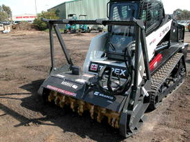 BRADCO MAGNUM MULCHER WITH CLAW TEETH - picture0' - Click to enlarge