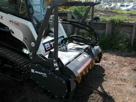 BRADCO MAGNUM MULCHER WITH CLAW TEETH - picture1' - Click to enlarge