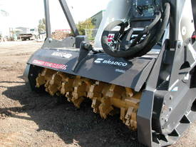BRADCO MAGNUM MULCHER WITH CLAW TEETH - picture2' - Click to enlarge
